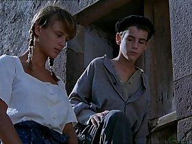 Ana Torrent, Elisabeth Ruiz & Emma Suarez - Vacas I (1992)