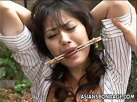Asian weirdoes are having a weird bdsm session