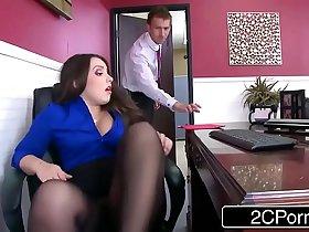 Office Slut Lola Foxx Needs Cock In Her Ass