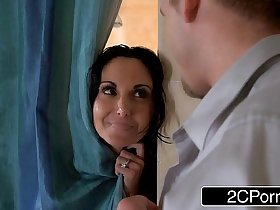 MILF Ava Addams Cheating In The Shower