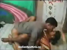 South Indian servant maid fucked by her Owner in kitchen (new)