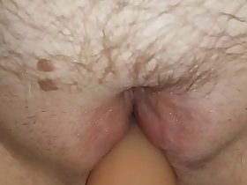 sleeping wife toyed and fuck creampie