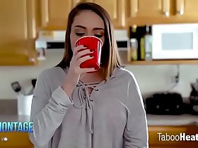 Ashly Anderson in Dad Takes Advantage of Passive Daughter