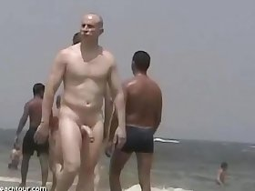 nudist guys on the beach 11