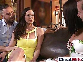 (adriana kendra) Real Slut Wife Cheats In Hard Style Sex Tape video-03