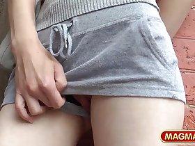MAGMA FILM Skinny pale skin teen
