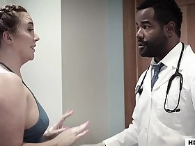 Black Doc assfucked his favourite patient - PURE TABOO