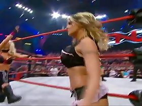 TNA Knockouts The Beautiful People BIG JUICY PHAT ASSES!!!