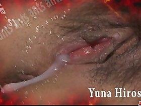 Redhead Asian chick Yuna Hirose gagging a throbbing cock and screwed